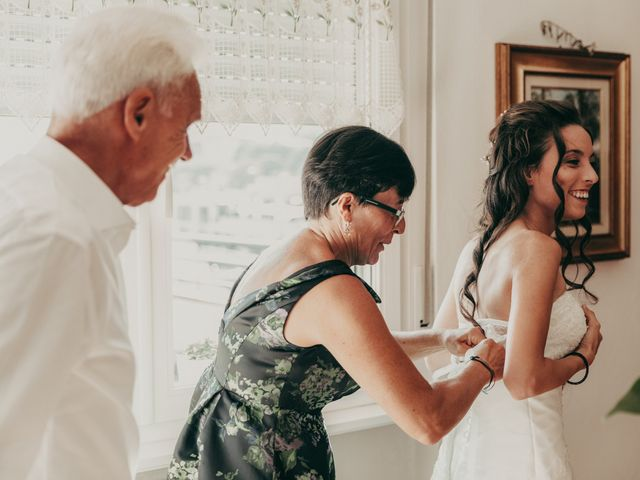 Il matrimonio di Stefano e Martina a Folgaria, Trento 15