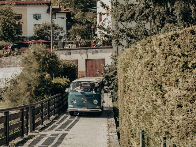 Il matrimonio di Stefano e Martina a Folgaria, Trento 24