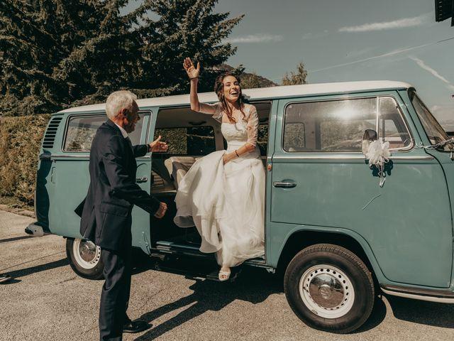 Il matrimonio di Stefano e Martina a Folgaria, Trento 25