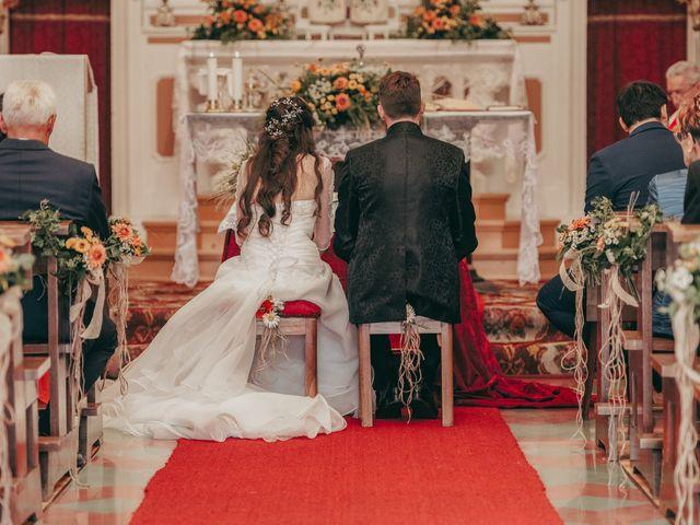 Il matrimonio di Stefano e Martina a Folgaria, Trento 31