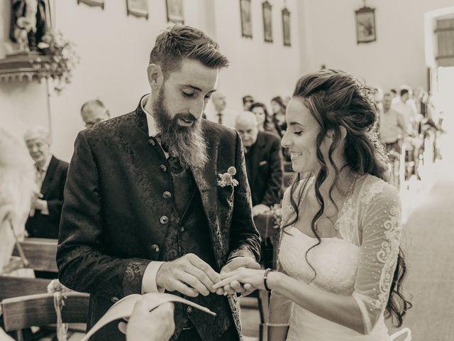 Il matrimonio di Stefano e Martina a Folgaria, Trento 35