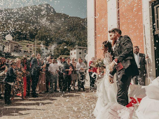 Il matrimonio di Stefano e Martina a Folgaria, Trento 36