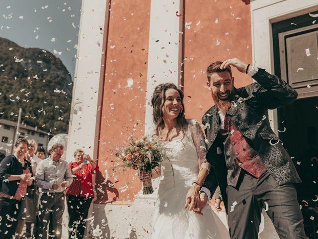 Il matrimonio di Stefano e Martina a Folgaria, Trento 37