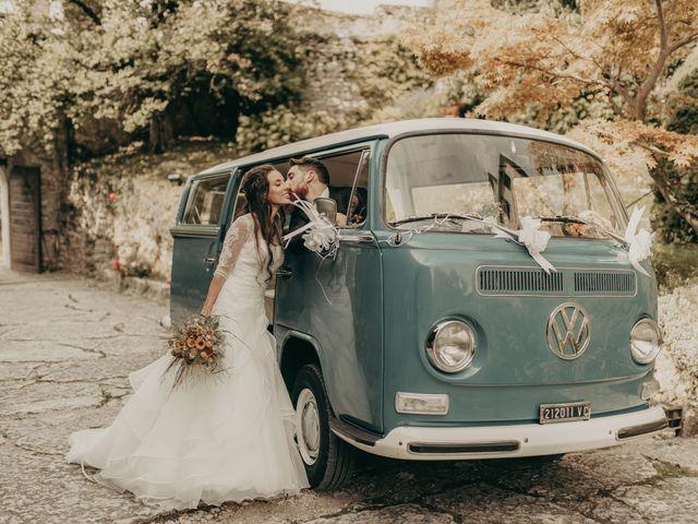 Il matrimonio di Stefano e Martina a Folgaria, Trento 42