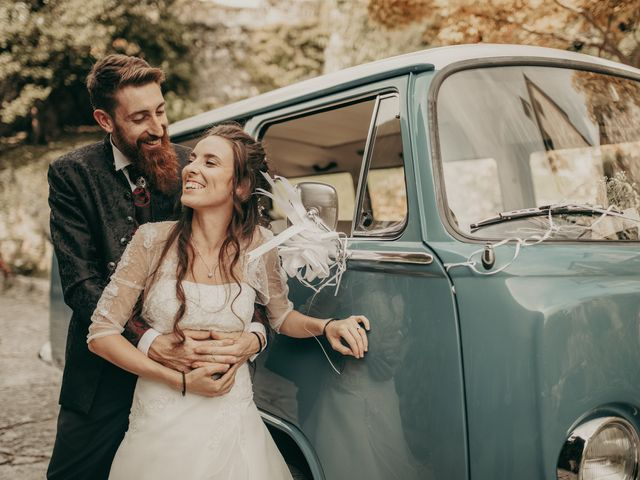 Il matrimonio di Stefano e Martina a Folgaria, Trento 43