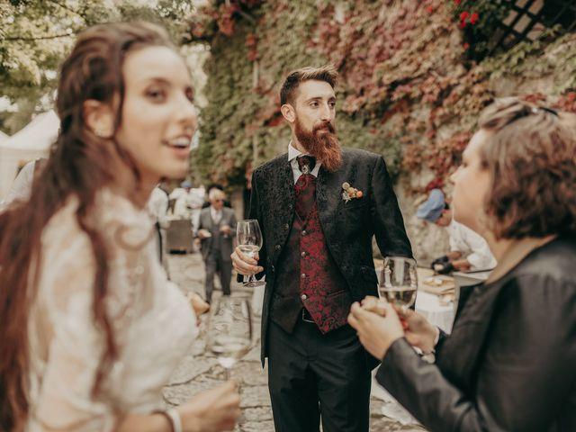 Il matrimonio di Stefano e Martina a Folgaria, Trento 45