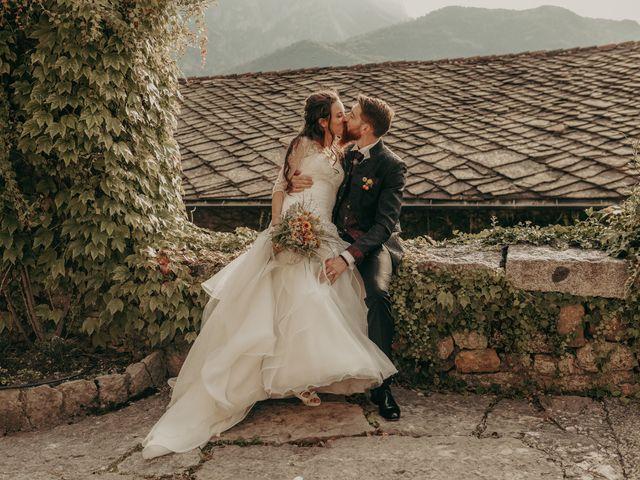 Il matrimonio di Stefano e Martina a Folgaria, Trento 56