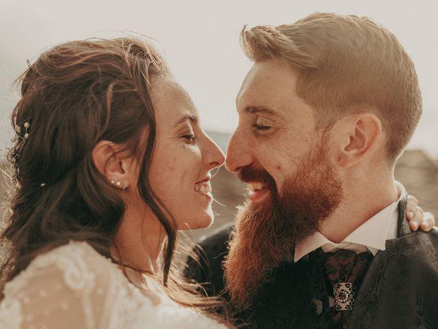 Il matrimonio di Stefano e Martina a Folgaria, Trento 57
