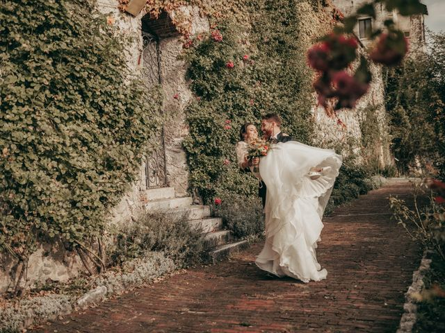 Il matrimonio di Stefano e Martina a Folgaria, Trento 60