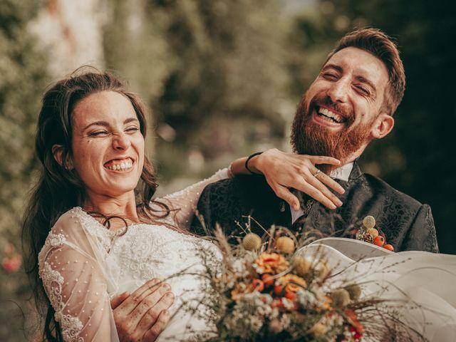 Il matrimonio di Stefano e Martina a Folgaria, Trento 61
