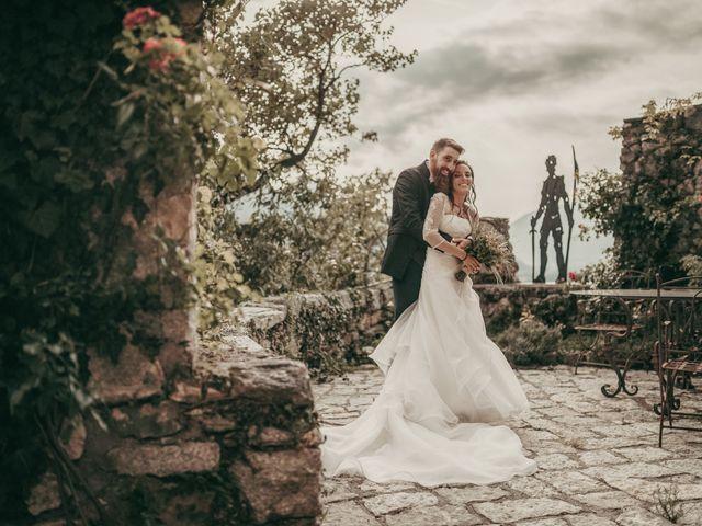 Il matrimonio di Stefano e Martina a Folgaria, Trento 63