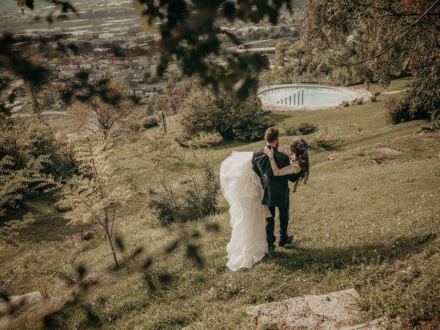 Il matrimonio di Stefano e Martina a Folgaria, Trento 66