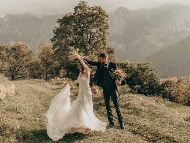 Il matrimonio di Stefano e Martina a Folgaria, Trento 67