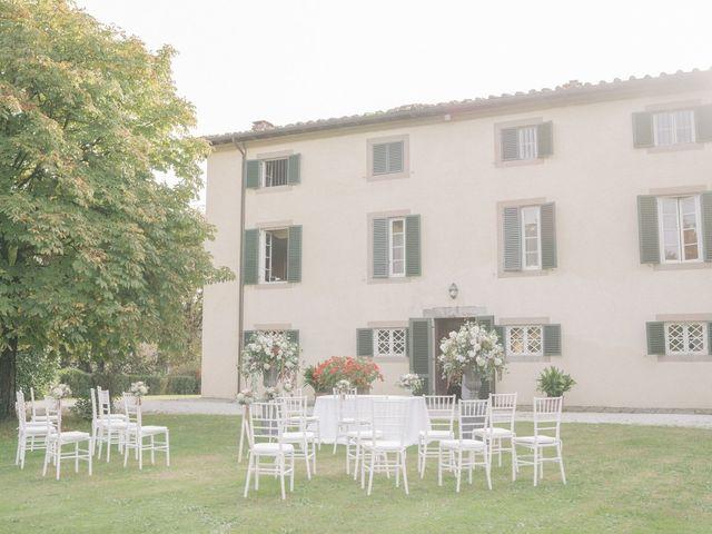 Il matrimonio di Natalie e David a Lucca, Lucca 3