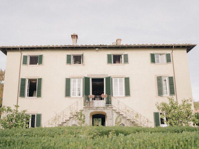 Il matrimonio di Natalie e David a Lucca, Lucca 5
