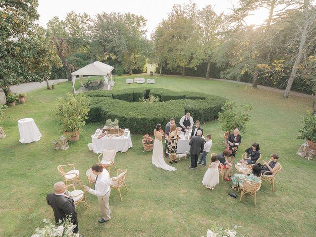 Il matrimonio di Natalie e David a Lucca, Lucca 9