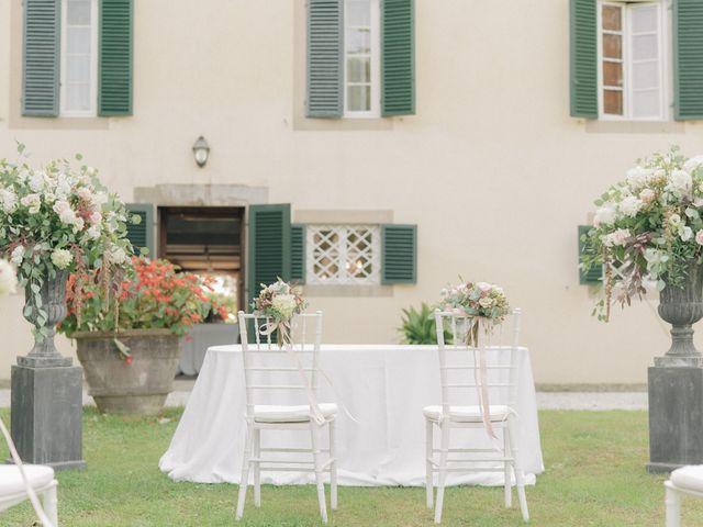 Il matrimonio di Natalie e David a Lucca, Lucca 10
