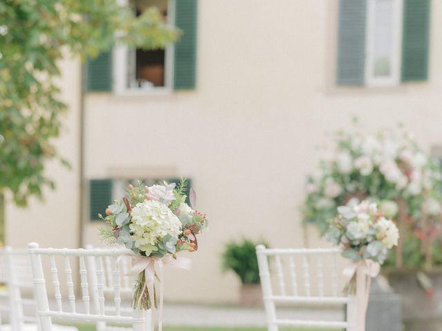 Il matrimonio di Natalie e David a Lucca, Lucca 11