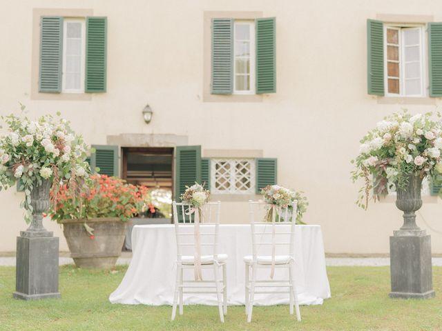 Il matrimonio di Natalie e David a Lucca, Lucca 13