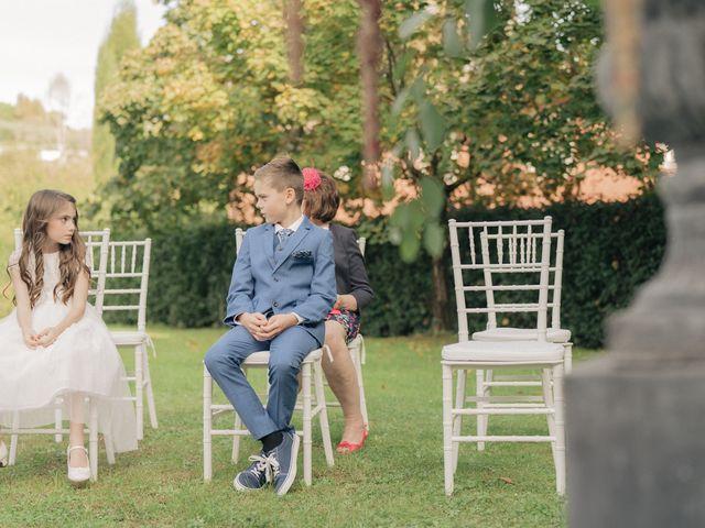 Il matrimonio di Natalie e David a Lucca, Lucca 24