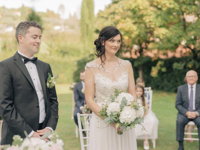 Il matrimonio di Natalie e David a Lucca, Lucca 34