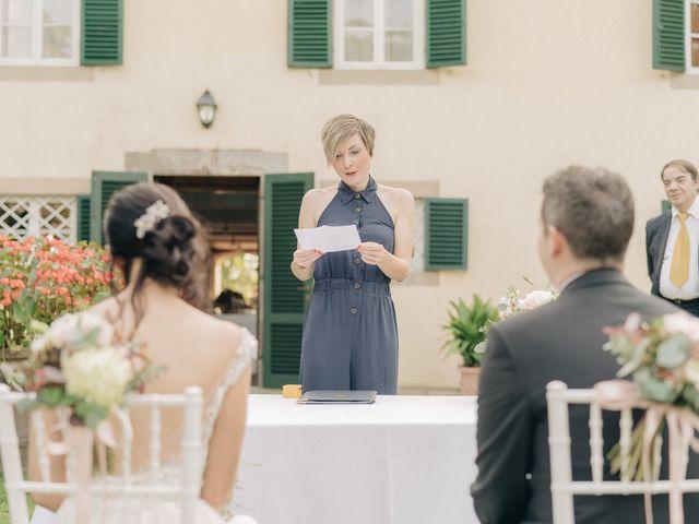 Il matrimonio di Natalie e David a Lucca, Lucca 37