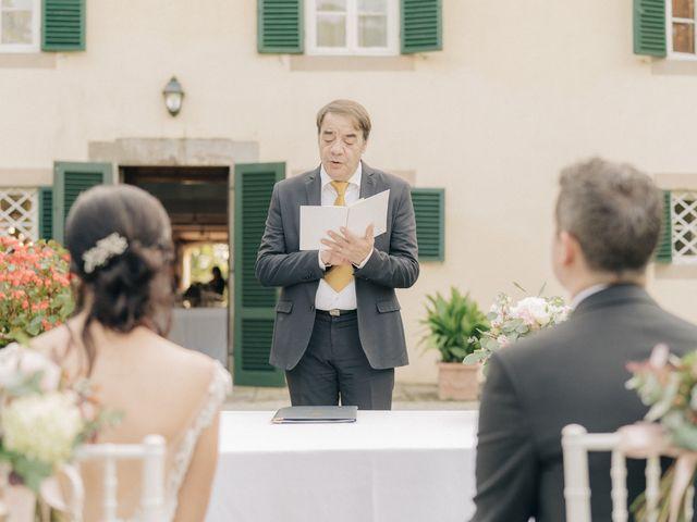 Il matrimonio di Natalie e David a Lucca, Lucca 40