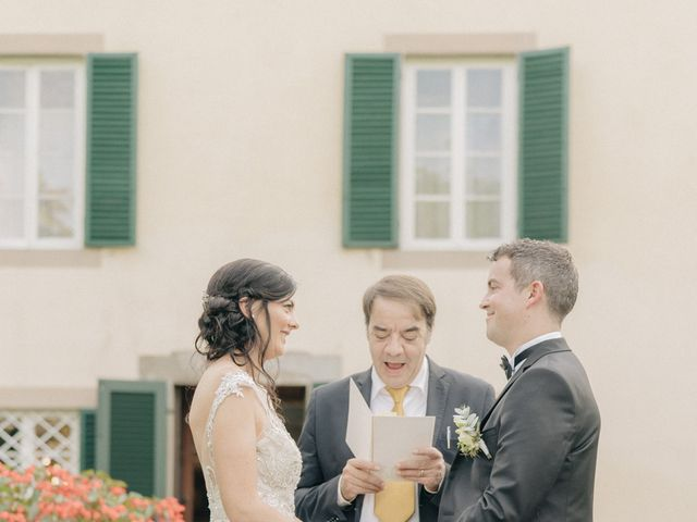 Il matrimonio di Natalie e David a Lucca, Lucca 41
