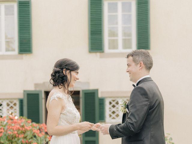 Il matrimonio di Natalie e David a Lucca, Lucca 42