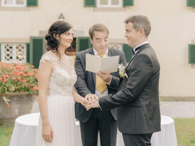 Il matrimonio di Natalie e David a Lucca, Lucca 43