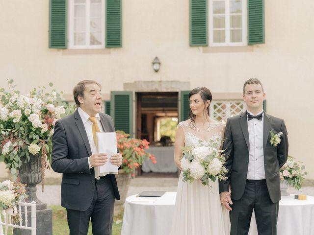 Il matrimonio di Natalie e David a Lucca, Lucca 44