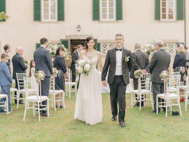 Il matrimonio di Natalie e David a Lucca, Lucca 46
