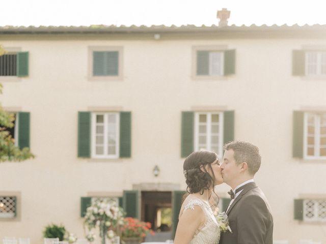 Il matrimonio di Natalie e David a Lucca, Lucca 50