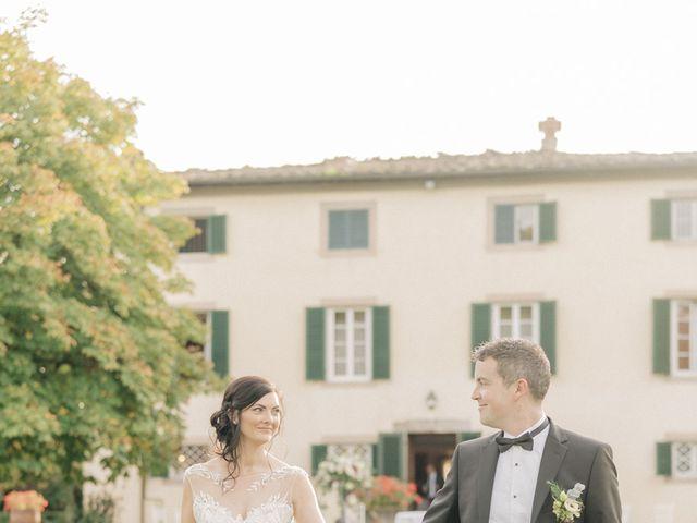 Il matrimonio di Natalie e David a Lucca, Lucca 53