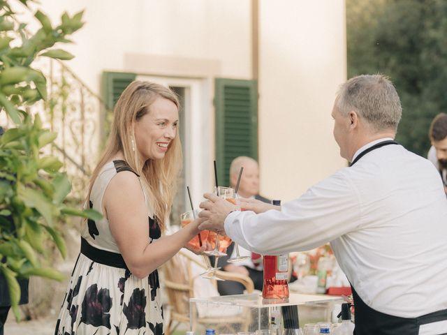 Il matrimonio di Natalie e David a Lucca, Lucca 63
