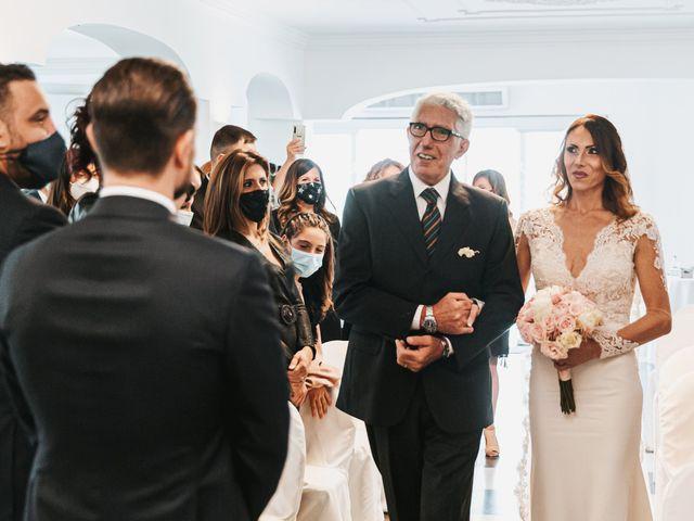 Il matrimonio di Pasquale e Anna a Bacoli, Napoli 23