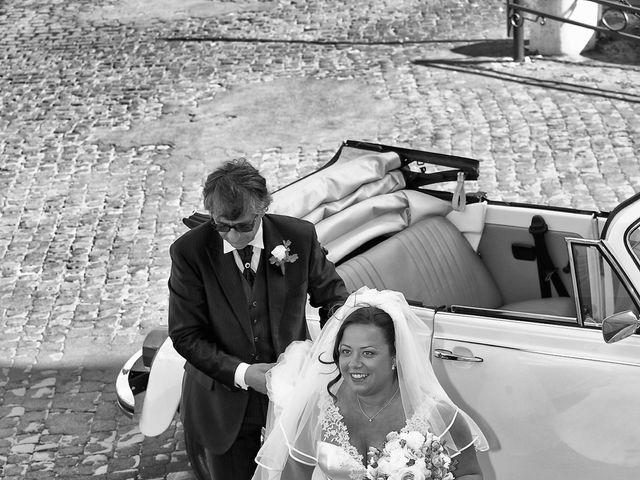 Il matrimonio di Giovanni e Maura a Roma, Roma 15