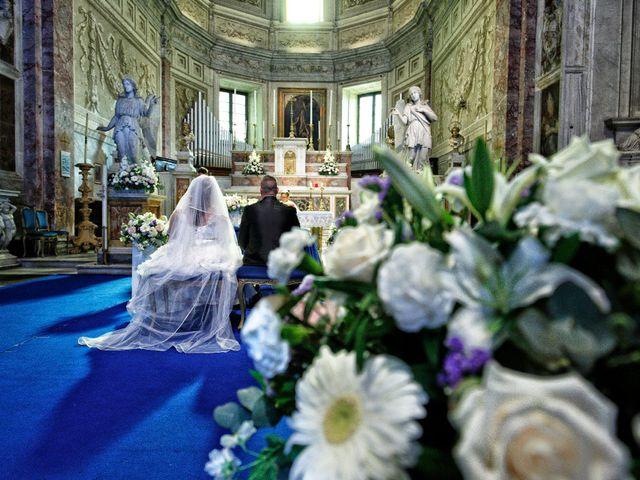 Il matrimonio di Giovanni e Maura a Roma, Roma 17