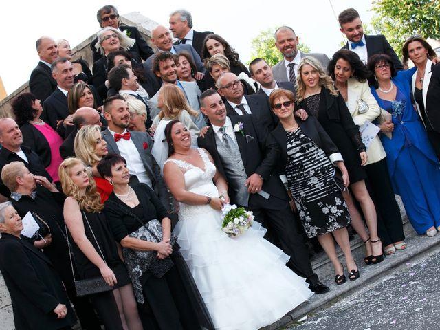 Il matrimonio di Giovanni e Maura a Roma, Roma 25