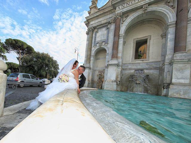 Il matrimonio di Giovanni e Maura a Roma, Roma 28