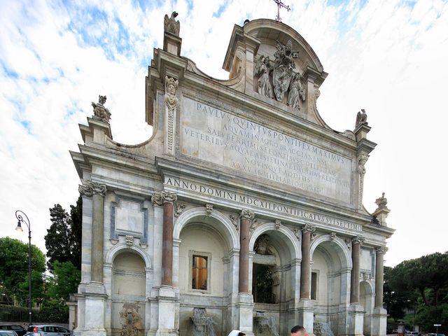 Il matrimonio di Giovanni e Maura a Roma, Roma 29