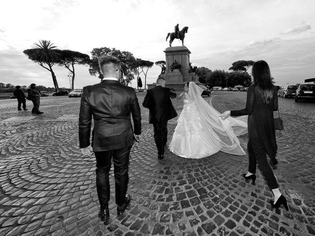 Le nozze di Maura e Giovanni