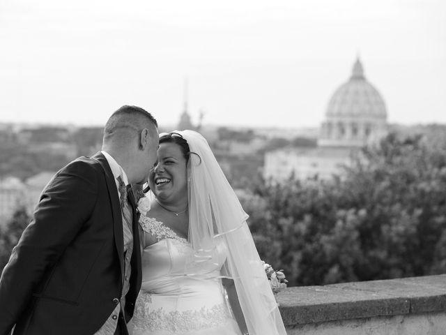 Il matrimonio di Giovanni e Maura a Roma, Roma 40
