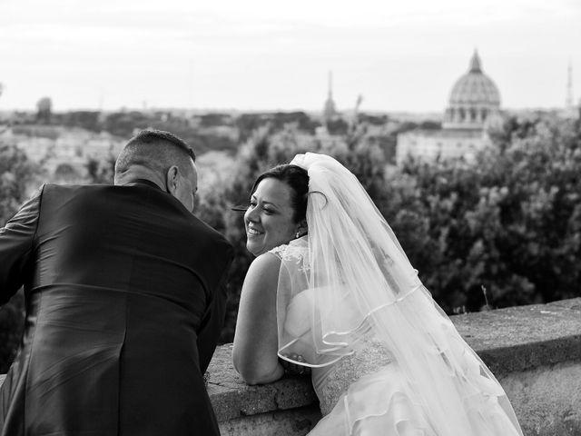 Il matrimonio di Giovanni e Maura a Roma, Roma 42