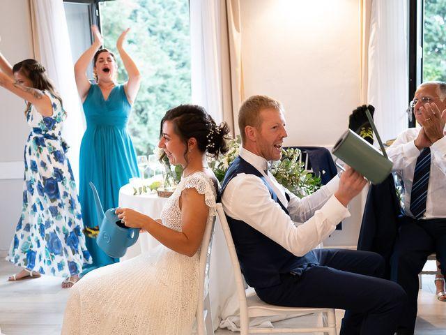 Il matrimonio di Alessio e Elena a Pombia, Novara 57