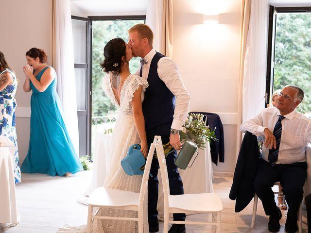 Il matrimonio di Alessio e Elena a Pombia, Novara 58
