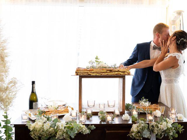 Il matrimonio di Alessio e Elena a Pombia, Novara 63
