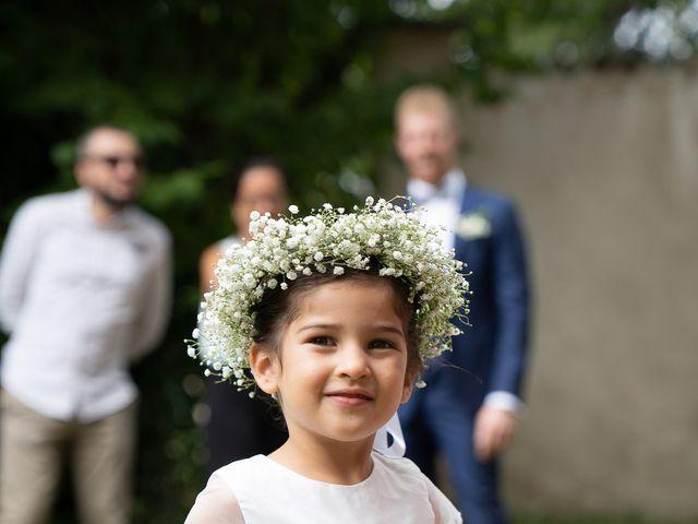 Il matrimonio di Alessio e Elena a Pombia, Novara 18