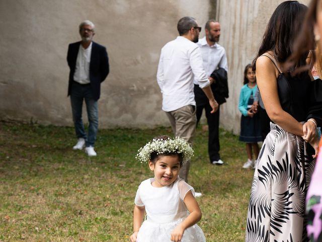Il matrimonio di Alessio e Elena a Pombia, Novara 19