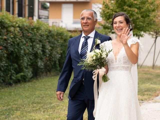 Il matrimonio di Alessio e Elena a Pombia, Novara 15